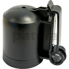 Kappen-Isolator für T-Pfosten - 200 Stück/Kart. SCWARZ