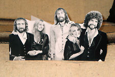 "Fleetwood Mac Rock Music Band Tabletop Standee 10 1/2"" Long"