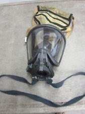 MSA SCBA Ultra Elite Full Face Mask Respirator Firehawk LARGE Functional