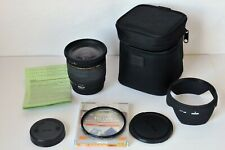 Sigma 28mm f/1.8 EX DG Aspherical Macro Large Aperture Wide Angle Lens for Sony