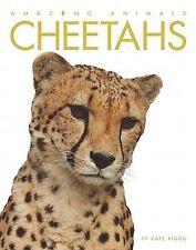 Cheetahs (Amazing Animals)