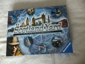 Scotland Yard - Ravensburger - Board Game