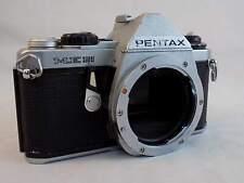 PENTAX ME SUPER 35MM FILM CAMERA BODY For Parts or Repair