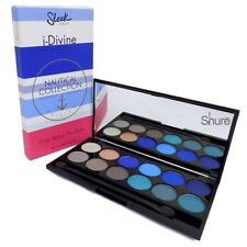 Sleek MakeUp i-Divine EyeShadow 12 Colours Palette Shade (CALM BEFORE THE STORM)