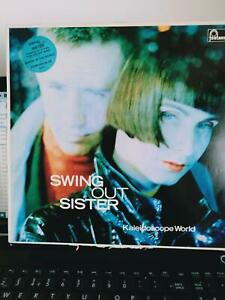 RECORD ALBUM SWING OUT SISTER KALEIDOSCOPE WORLD 9871