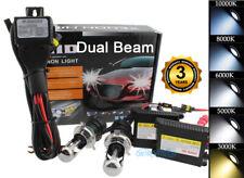 55W HID Bi-Xenon Dual Beam Headlight Lamp Kit - H4 9003 - 5000K Pure White (a)