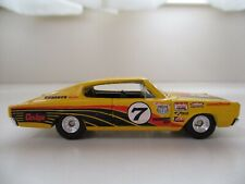 HOT WHEELS - 2001 TREASURE HUNT 1967 DODGE CHARGER RACE CAR - REAL RIDERS