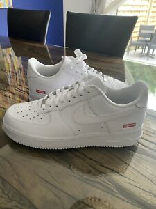 Nike Air Force 1 Low SP / Supreme Edition UK 11 US 12 EUR 46 - Brand New