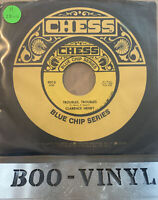 """Clarence """"Frogman"""" Henry - Troubles, Troubles / Ain't Got No Home 7"""" Record Ex"""