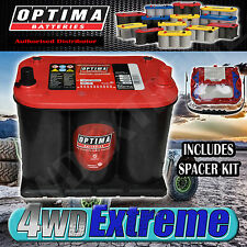 OPTIMA 35 RED TOP BATTERY 12 VOLT NEW AGM 720CCA HOLDEN COMMODORE VT VY VX VZ