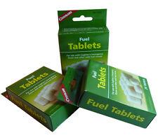 Solid Fuel Tablets 72 pack Coghlans Hexamine for Pocket Stove or Fire Starter