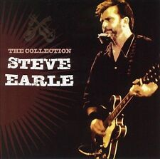 STEVE EARLE The Collection CD BRAND NEW Best Of