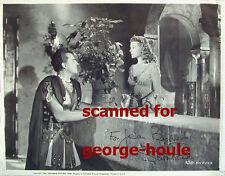 STEWART GRANGER - SALOME - 1953 - AUTOGRAPH - RITA HAYWORTH