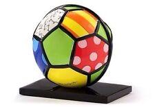 ROMERO BRITTO  SOCCER BALL FIGURINE  WORLD CUP