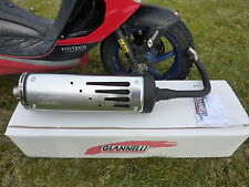 Aprilia SR 125 150 Leonardo Auspuff Auspuffanlage Arrow Giannelli 4 Takter Neu