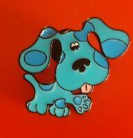 Blue's Clues Pin Dog Blue Kids TV Cute Enamel Retro Metal Brooch Badge Lapel