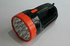 Handheld 15 LED Candle Spotlight Emergency Torch Light Lamp Rechargeable