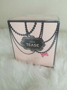 smell good VICTORIAS SECRET NOIR TEASE PERFUME EDP 1.7 oz 50 ml New Sealed Box