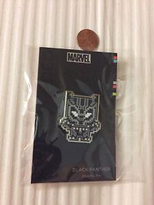 Black Panther PXL8 Pin Marvel Avengers PopMinded Hallmark 2018 SDCC Exclusive