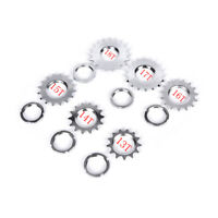 Bike Chain Rings Single Speed Wheel Sprocket Fixed Gear Bicycle Freewheel TC