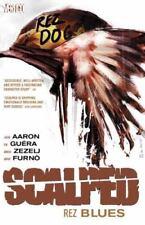 Scalped - Rez Blues Vol. 7 by Jason Aaron (2011, Paperback)