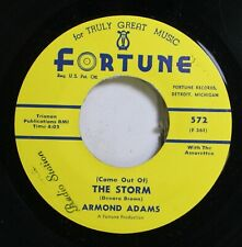 Hear! Northern Soul Detroit 45 Armond Adams - (Come Out Of) The Storm / Diamond