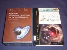 Teaching Co Great Courses  CDs               BIG HISTORY      new + BONUS