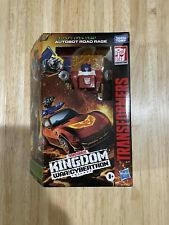 New listing Transformers Wfc War for Cybertron Kingdom Autobot Road Rage Target Exclusive