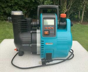 Gardena Hauswasserautomat 5000/5E LCD - Sehr guter Zustand