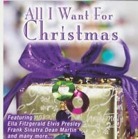Various - All i Want for Christmas (CD)