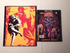 1991 Guns N Roses Use Your Illusions Tour Program Montreal Riot 1990 Comic Book