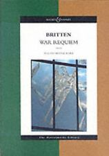 Britten - War Requiem, Op. 66: The Masterworks Library Boosey & Hawkes Masterwo