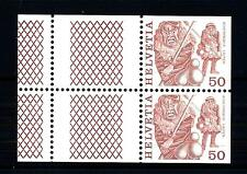 SWITZERLAND - SVIZZERA - 1977 - Tradizioni popolari - Serie ordinaria: Laupen