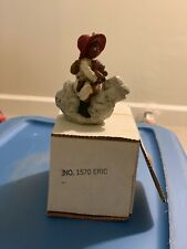 Miss Martha's All God's Children African American Eric Ornament, #1570 With Box