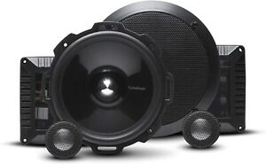 Rockford Fosgate T2652-S 6.5'' Speaker Tweeter Crossover Component Kit for Cars