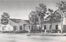 JACKSONVILLE FL BISERS RESTAURANT~FAMED SEAFOOD~BEST COFFEE IN FLORIDA POSTCARD
