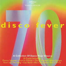 MARKS & SPENCER - DISCO FEVER - 5000 VOLTS / TEENA MARIE ETC.- CD - (SEALED)