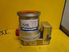 PREIFFER TURBO PUMP TMH 261 DN 100 ISO-K3P PM P02 820 GA w/ TC600