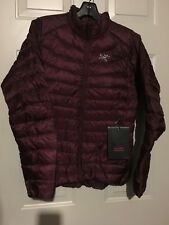 Arc'teryx Cerium LT Down Jacket Women's Small Crimson Red New With Tags