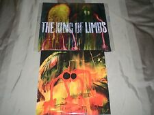 Radiohead King of Limbs Vinyl Limited Edition with collectible Newspaper WASTE