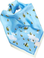 Vivienne Westwood Japan Cotton Handkerchief Bee Orb +Orb Bee Embroidered-50cm