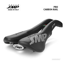 NEW 2020 Selle SMP PRO CARBON Rail Saddle SMP4BIKE : BLACK - Made in Italy!