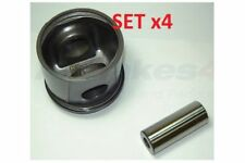 LAND ROVER RANGE ROVER CLASSIC DEFENDER DISCOVERY 300Tdi 2.5L STANDARD PISTON x4