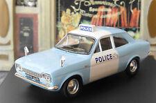 FORD ESCORT MK1 1300GT PANDA POLICE CAR TROFEU 523 1/43 RHD RIGHT HAND DRIVE