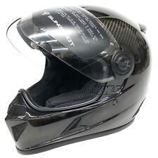 Polaris Slingshot Carbon Fiber Motorcycle Helmet Black Large 286514806 L