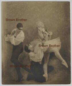 1920s Podgorska Parker & Bredahl Capitol Ballet DBW Photo #4 by Nicholas Ház