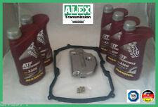 Skoda SuperB,Fabia,Octavia,Rapid,Roomster,SAAB 9-3 filter and oil kit gearbox