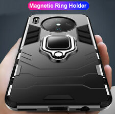 Magnetic Ring Holder Hybrid Armor Case Cover for Huawei Mate 30 Pro Mate 20 Lite