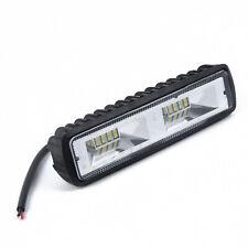 12V-24V LED Work Roof Lights Bar Flood Spot Beam Driving Lamps Offroad SUV Truck