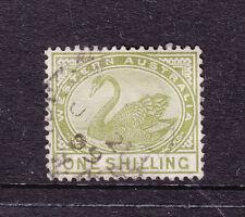 Western Australia: 1/ Swan Sg 102 Fine Used .